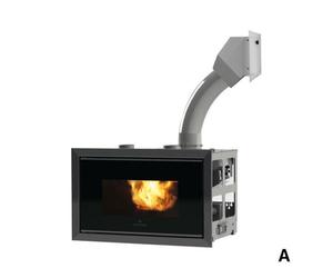 Vision Chauff - Narrosse - cheminées à granulés modernes